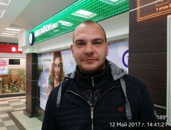 Fomkin, 27, Penza