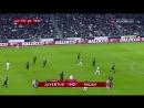 Кyбoк Итaлuu 2016 17 Coppa Italia 1 4 Фuнaлa Ювeнтyс Мuлaн 1