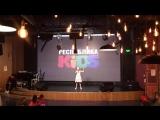 Чувствую душой - ALEKSEEV - (cover Виктория Старикова 9 лет)