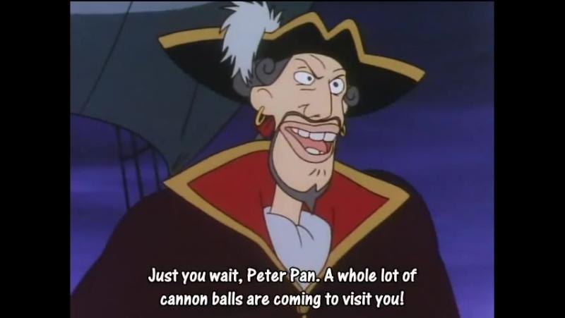 Приключения Питера Пэна Peter Pan no Bouken - 1 сезон 30 серия