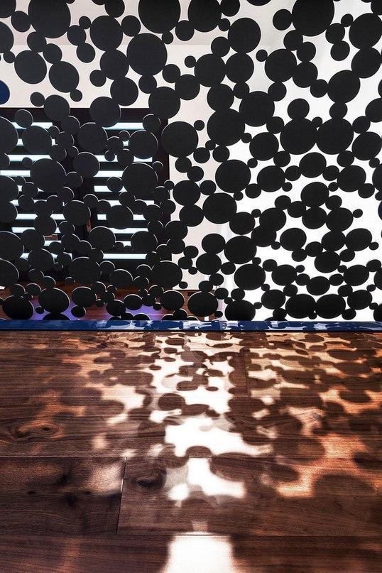 Стильный интерьер особняка в Монреале  Стильный особняк Iron