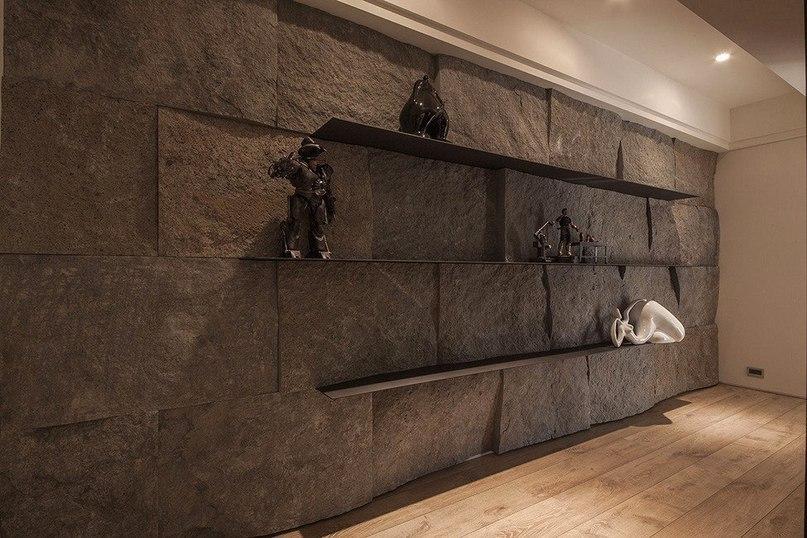 Стильный интерьер апартаментов от Oliver Interior Design  Студия
