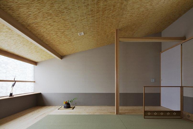 satoru hirota constructs a storm-resistant 'house of