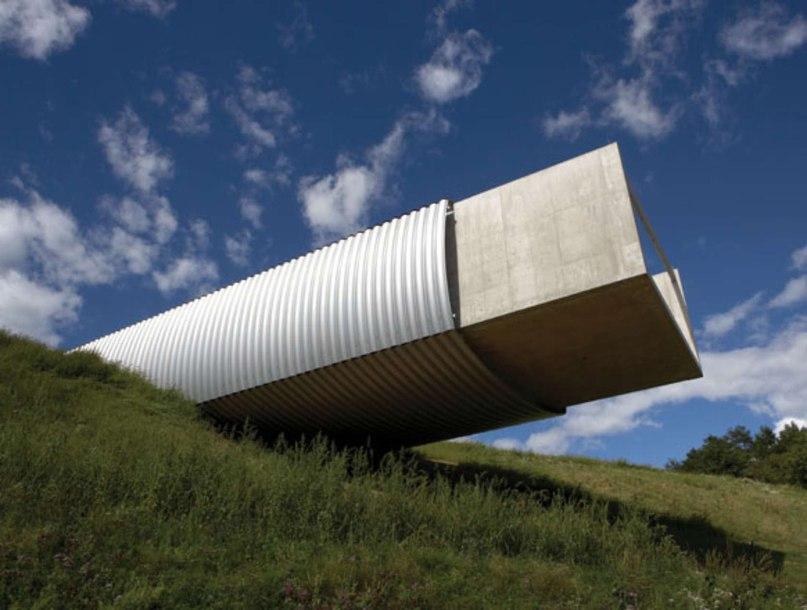 ML- museum liaunig, Австрия Автор: querkraft architekten zt