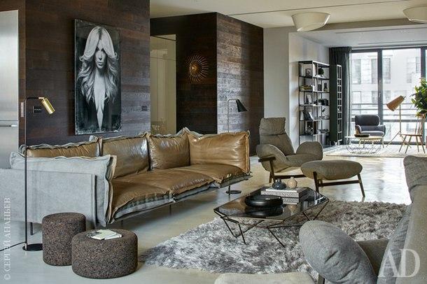 Квартира в центре Москвы, 250 м²