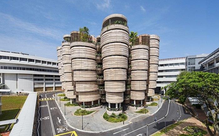 Сингапурскиий «терминал учебы».  Ни для кого не секрет,