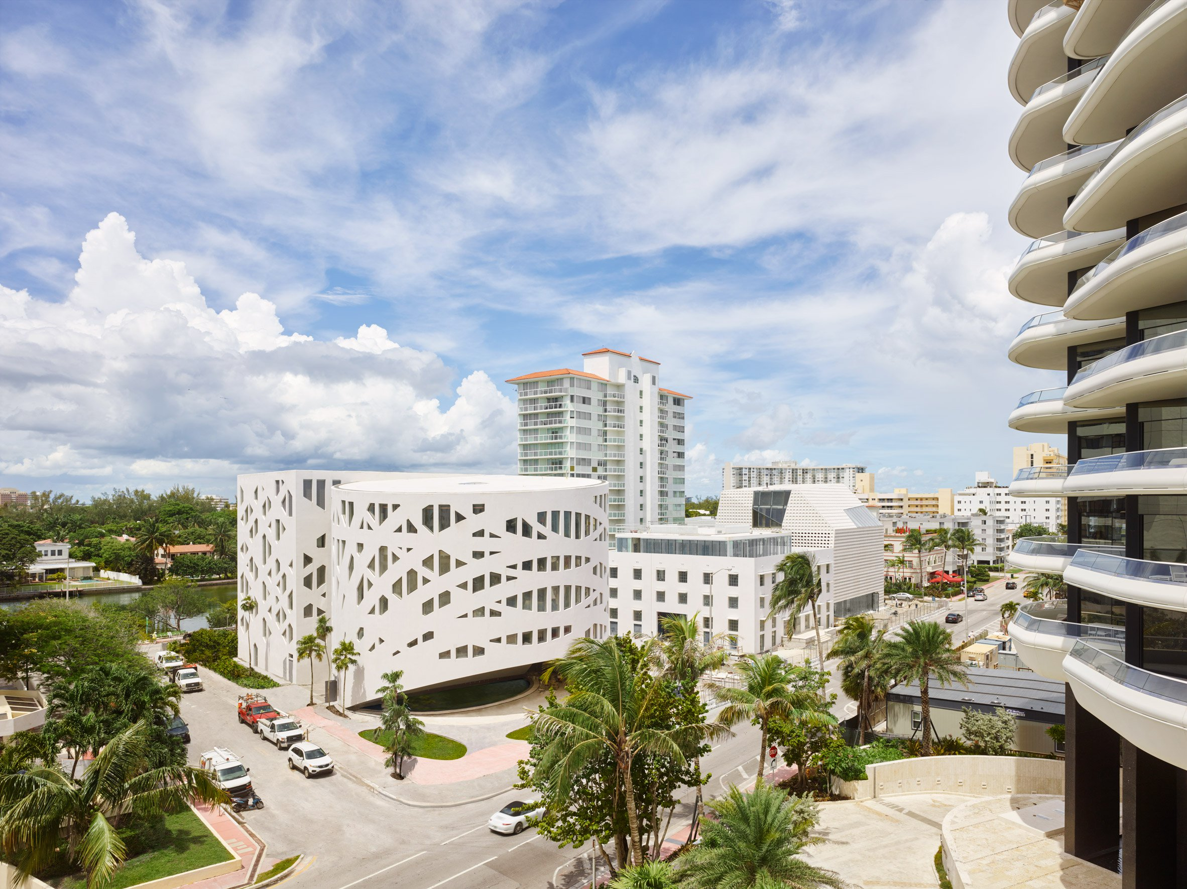 OMA completes Faena Forum cultural centre in