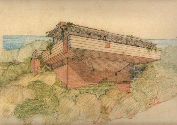 заповеди молодым архитекторам Френка Ллойта Райта   1.