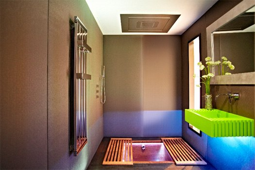Дизайнер Симон Вудруф создал квартиру-трансформер, которая изменяется