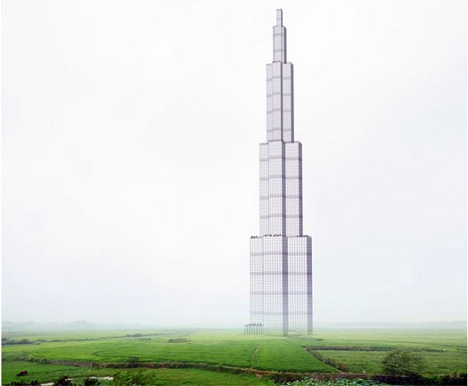 Китайский девелопер Broad Sustainable Building планирует начать