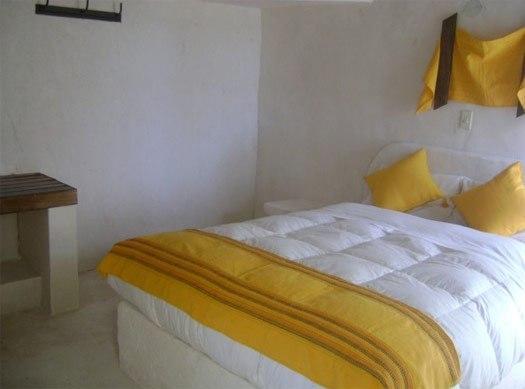Необычный отель-курорт «Соляной дворец» (Palacio de Sal)