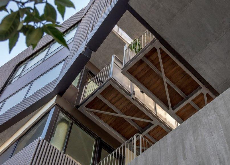 Fougeron Architecture clads San Francisco condo building
