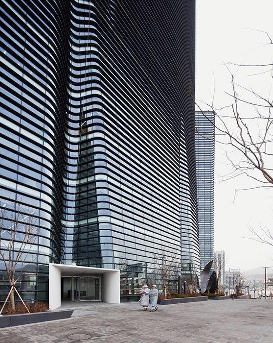 4. Офисный комплекс Twin Trees в Сеуле В
