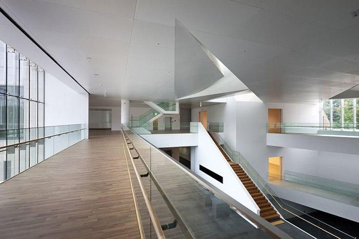 5. Музей современного искусства в Сеуле Компания SAMOO