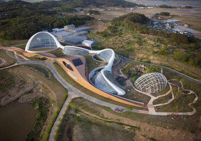 «Проект Экориум» входит в состав парка «Экоплекс»,