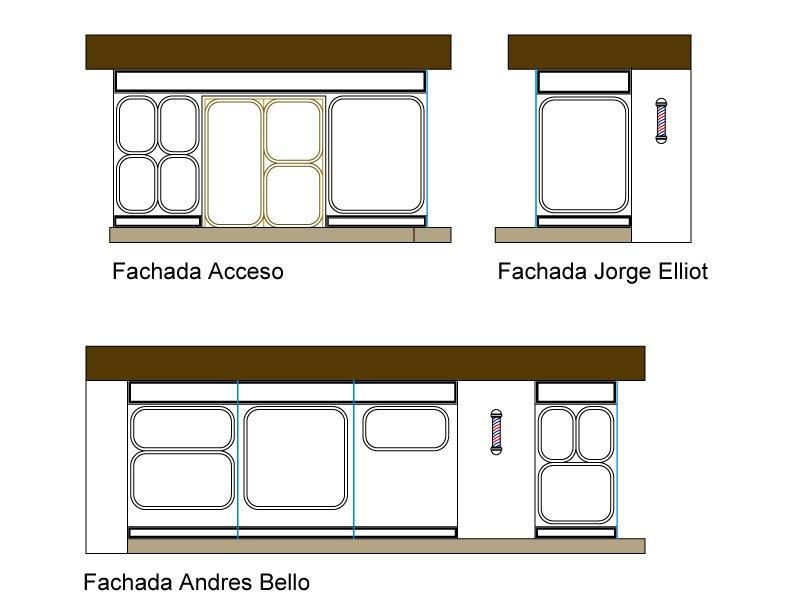 Часть 2. Парикмахерская Barberia Royal в Мехико