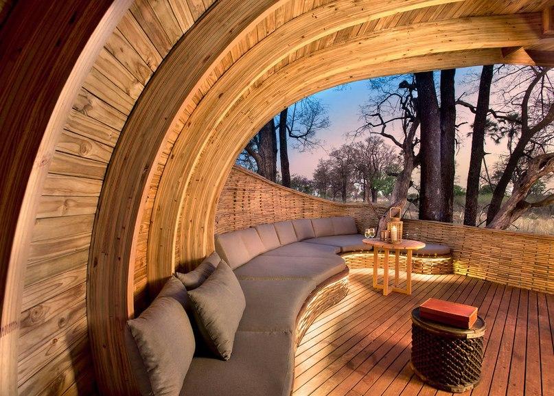 Sandibe Okavango Safari Lodge provides luxury getaway