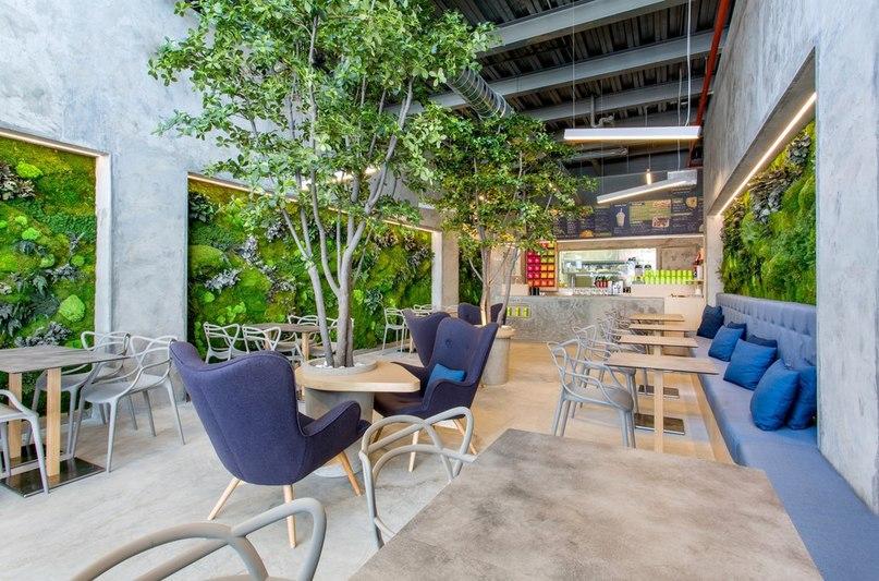 Пространство T.Bar в городе Панаме разработала архитектурная