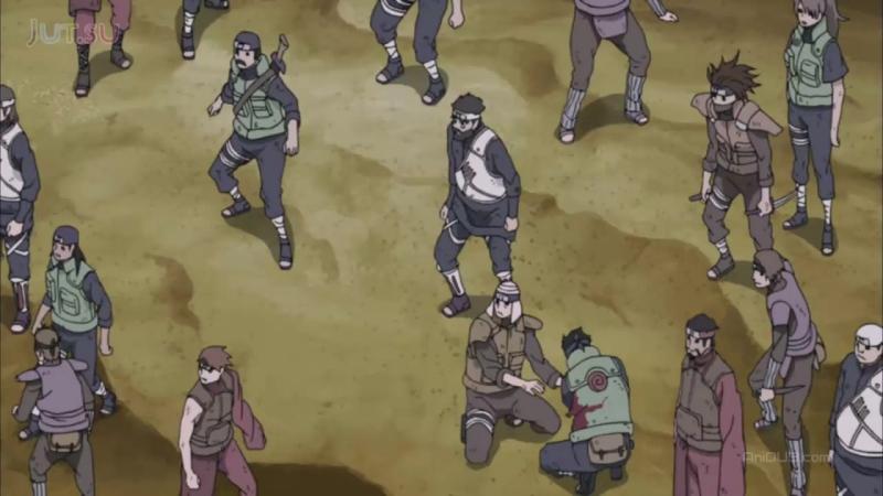 Наруто Ураганные Хроники [ТВ-2]   Naruto Shippuuden - 2 сезон 322 серия [Ancord]