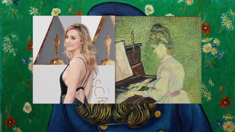 Ван Гог. С любовью, Винсент - История создания (Loving Vincent, 2017)