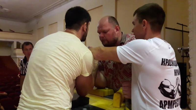 Эдгар Кесов Рома Шорин Абсолютка ЖЛ Кубани 2017