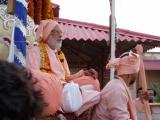 Шри Шримад Бхактиведанта Нараяна Госвами Махарадж . Настаящая Гуру Сева. 21.5.1997