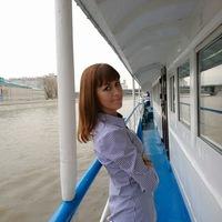 Анкета Kristina Dymanskaya
