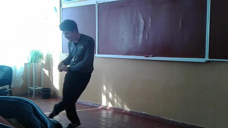 танець який важко повторити..