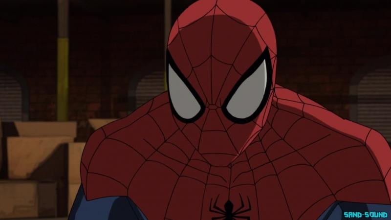 Совершенный Человек-паук против Зловещей Шестерки - 4 сезон 25 серия
