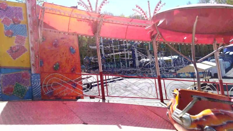 Измайловский парк! ★★★★★Калипсо★★★★★