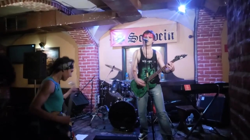 Louder (Britny fox cover)