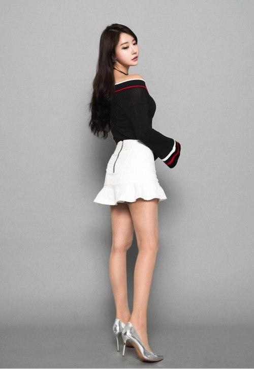 Short Skirt Asian 27