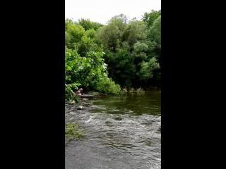 Река Большой Иргиз Пестравский р н с Мосты 10 06 2017
