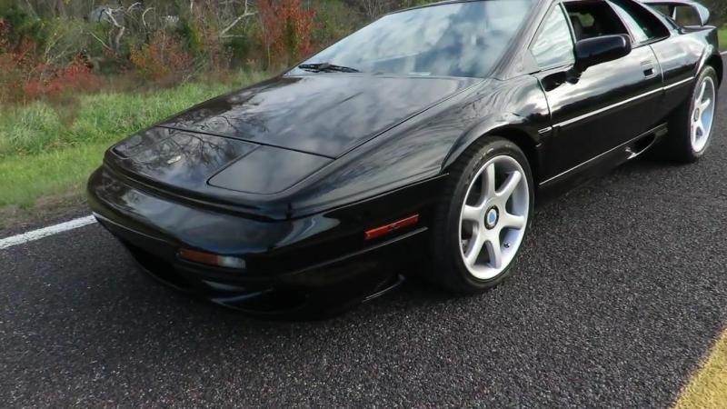 A very surprising car! -- 2000 Lotus Esprit V8 SE Twin-Turbo -- Full Tour