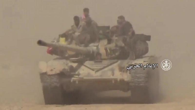 Сирия. Дейр эз-Зор. Подразделения САА с боями пробиваются к осажденной 137 бригаде...