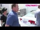 Arnold Schwarzenegger Speaks About His Son Joseph Baena In German 7.5.17
