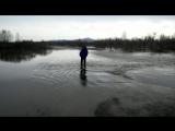 Бийск - Красногорское 16.04.17