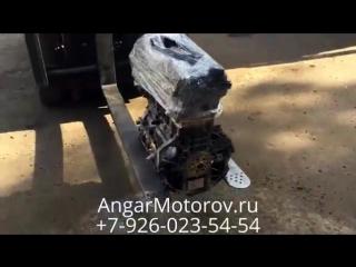 Отправка Двигателя Кия  Спортейдж Соренто Хюндай Соната Санта ФЕ 2.4 G4KE отправка в Санкт-Петербург