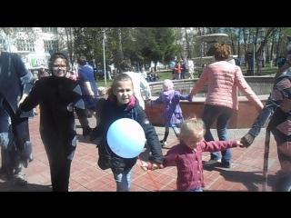 Открытие фонтанов в Чехове !!!! г.