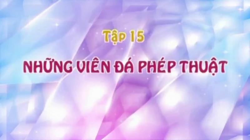 [HTV3] Những Nàng Tiên Winx Xinh Đẹp Phần 7, Tập 15 - Những Viên Đá Phép Thuật