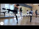 Mansionair - Hold Me Down contemporary by Anna Konstantinova VELVET YOUNG DANCE CENTRE
