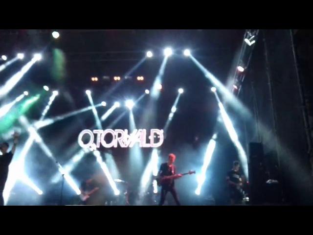 Бандерштат 2017 гурт O.torvald - Наші люди всюди м.Луцьк