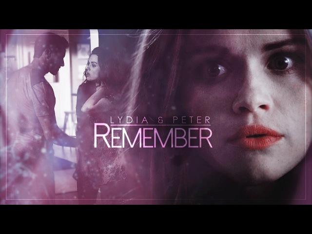✗Lydia Peter    Remember