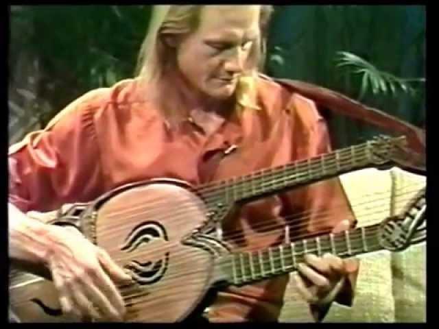 William Eaton - 1985 Performance - Harp Guitar