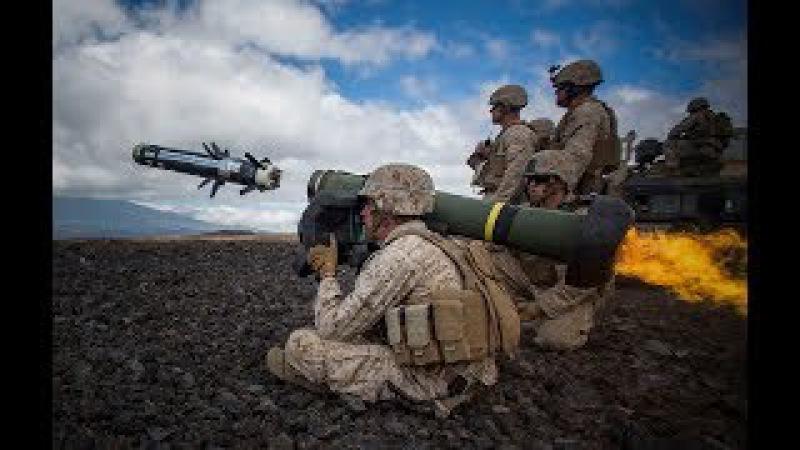 Javelin страшный сон для русской бронетехники