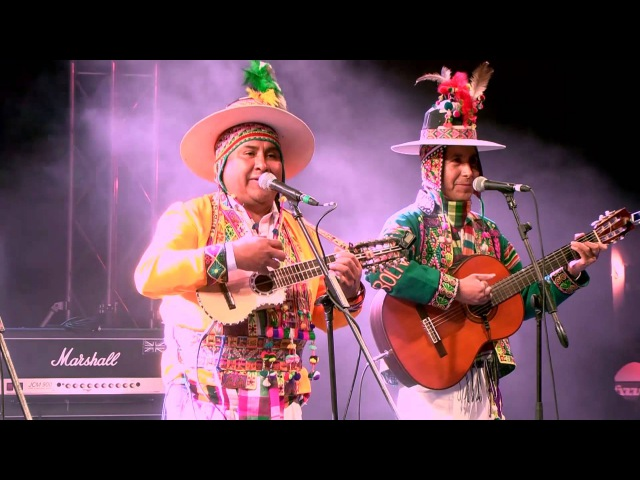 NORTE POTOSI - CONCIERTO 6 NACIONES (Qhapaq Ñan - Cusco)