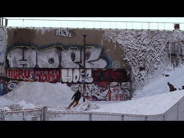 DC SHOES: ANTO CHAMBERLAND RAW UNCUT