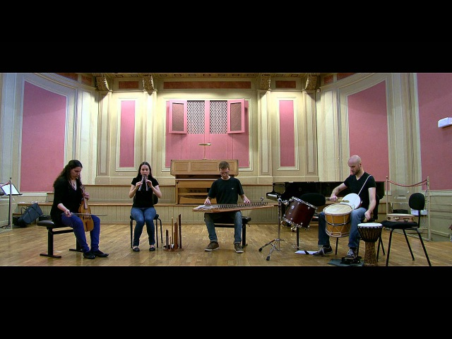 Authentic medieval music / Cantigas de Santa Maria