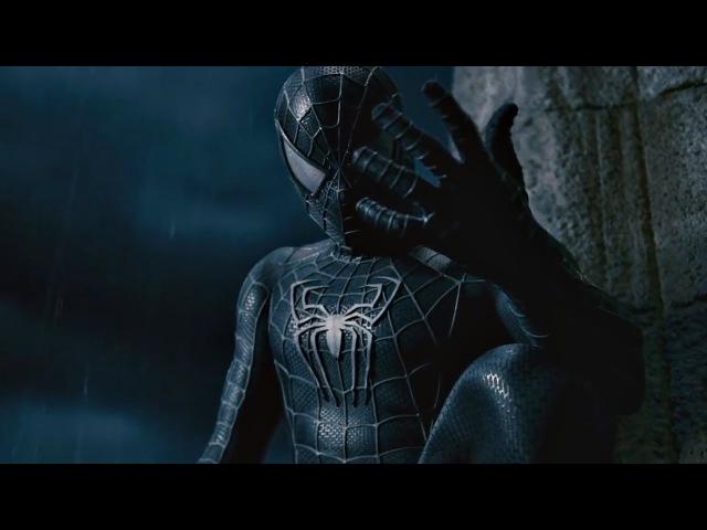 Питер Паркер избавляется от симбиота. Веном и колокол
