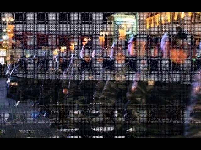 Украинский Беркут.«Безпека народу — найвищий Закон».